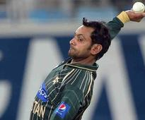 5th ODI: Mohammad Hafeez Out as New Zealand Bat