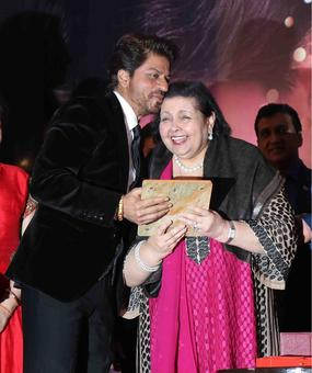 Shah Rukh: I had the hots for Jaya Prada!