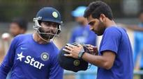 Bhuvneshwar named chairman of Kumble's fine committee