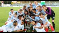 England Under-21s lift Toulon title after win over France
