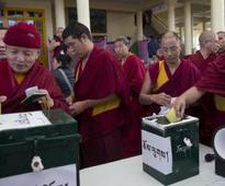 Exiled Tibetans in India vote for govt shunned by China