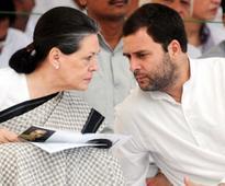 Rahul Gandhi to be Congress chief soon, hints Sonia
