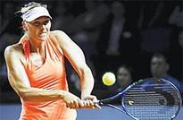 Sharapova into Stuttgart semis