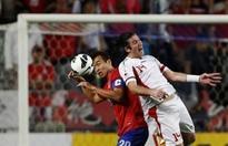 Jeonbuk thrash Shanghai to reach Asian Champions League semis