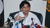 Nisar to brief Senate about cases against Lal Masjid cleric on Feb10