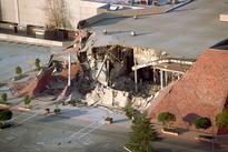 Oklahoma hit by earthquake
