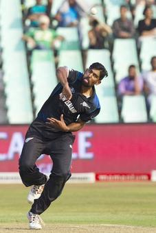 Sodhi replaces injured Astle in New Zealand's ODI squad