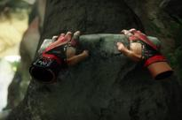 Rock Climbing in Asia is Just a Headset Away