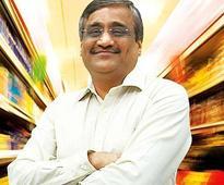 Future Group CEO Kishore Biyani on food, fashion and story telling