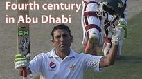 Younis Khan (127), Misbah (90 not out) help Pakistan reach 304/4