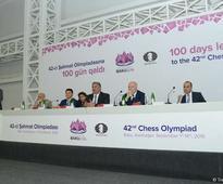 World Chess Olympiad 2016 mascot presented in Baku