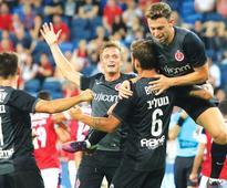 Hapoel Tel Aviv overcomes Hapoel Haifa