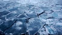 Scientists discover plastic chunks in Arctic ice