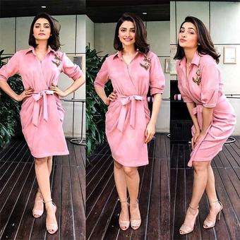StyleDiaries: Love Prachi Desai's cutesy dress?