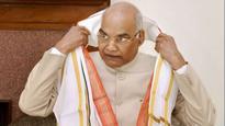 Ayurveda is holistic medical system for healthy living: President Kovind