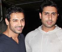 Abhishek says he would love to have John Abraham in his football team