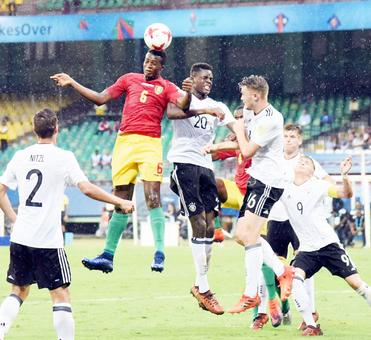 Under-17 World Cup: Germany beat Guinea, reach round of 16