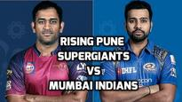 Injury-hit Pune Supergiants take on Mumbai Indians in last home game