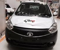Tata Zica base variant spied: gets fog lamps and chrome treatment