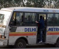 Feeder bus service from Shivaji Stadium Metro station