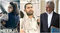 Aamir Khan's Dangal, Amitabh Bachchan's Pink, Sonam Kapoor's Neerja a hit amongst Indian directors