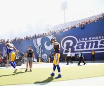 Long-suffering Rams fans hoping for a shred of hope after ending 22-year Los Angeles exile