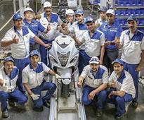 Made in India: Suzuki Hayabusa