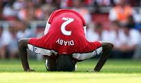 Former Arsenal midfielder Abou Diaby undergoes ankle surgery
