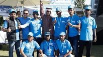 Knauf UAE breaks Guinness...