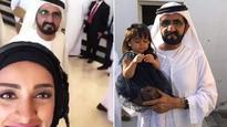 Heartwarming moment when Shaikh Mohammed met Dubai policewoman's mother