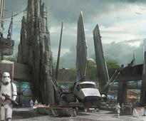 Disney shares first look of new Star Wars theme parks