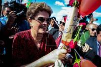 Rousseff abandons Brazil's capital after ouster