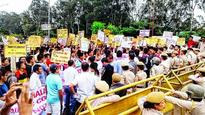 Students intensify protests