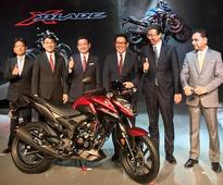 Honda X-Blade bookings open, deliveries to begin from middle of March