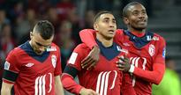 Three and easy for Lille