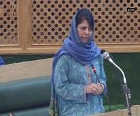 Sainik colonies not for outsiders, only for state subjects: Mehbooba