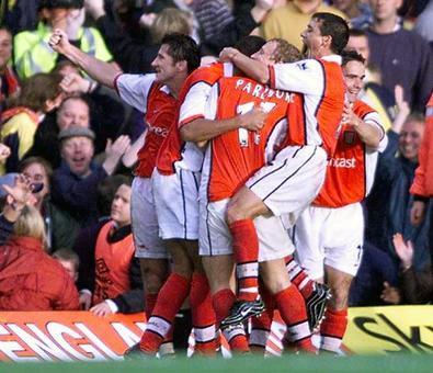 FIVE memorable Chelsea vs Arsenal matches