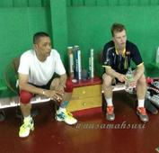 Training of backup shuttlers has stagnated, Misbun says