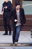 Celebrity Sightings: Keanu Reeves, Kate Beckinsale, Emma Bunton...