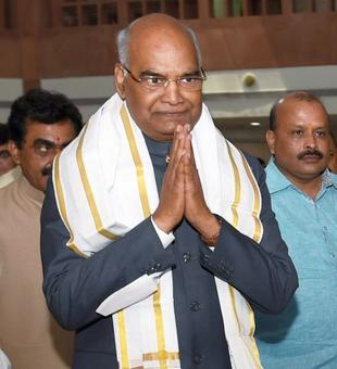Kovind to visit Lucknow on Sunday to seek support for presidential polls