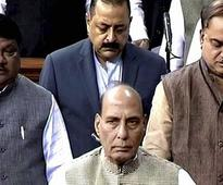 Demonetisation: If Oppn wants, Modi will intervene, says Rajnath Singh in Lok Sabha