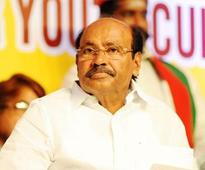 Tamil Nadu govt is betraying people on Palar check dam issue, Ramadoss says