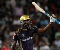 Would be a good idea to have a speed-gun mounted on by bat: Russell