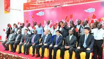 China rewards 30 Ugandans for the exemplary work