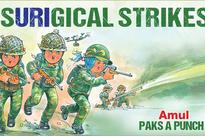 Amul Paks a butterly punch against Pakistan and you can't stop admiring