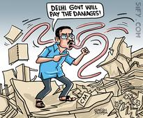 Should taxpayers foot Arvind Kejriwal's legal fees?