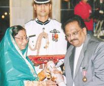 S P Balasubrahmanyam calls self a 'regular guy who sings for a living'