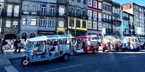Travel Live: Exploring Porto's colourful streets