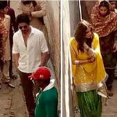 Check pics: Shah Rukh Khan and Anushka Sharma shoot for a song in Punjab