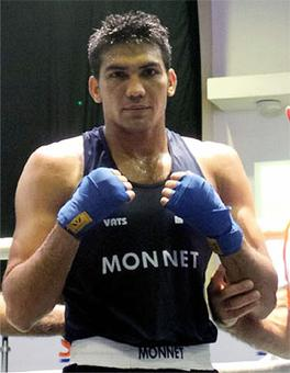 Manoj Kumar in second round of AIBA Olympic qualifier